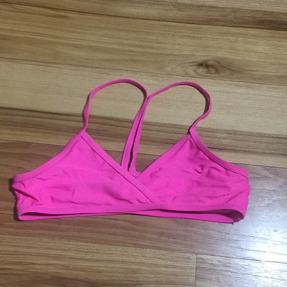 Old Navy Other - Pink old navy kids swim top
